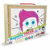 Fiesta Crafts - Cutie de activitati - Chipuri magnetice