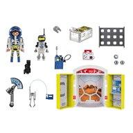 Playmobil - Set de constructie Cutie de joaca - Misiune pe Marte Space