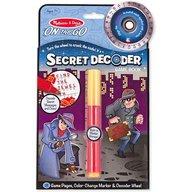 Melissa & Doug - Decodorul De Secrete