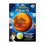 Buki France - Decoratiuni de perete fosforescente, Marte