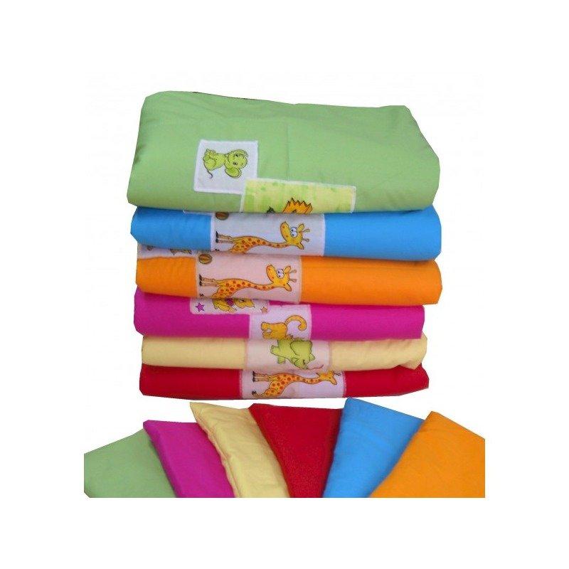 Deseda Lenjeria de pat Bombonica 3 piese 140x 70 cm diverse culori din categoria Lenjerie patuturi de la Deseda
