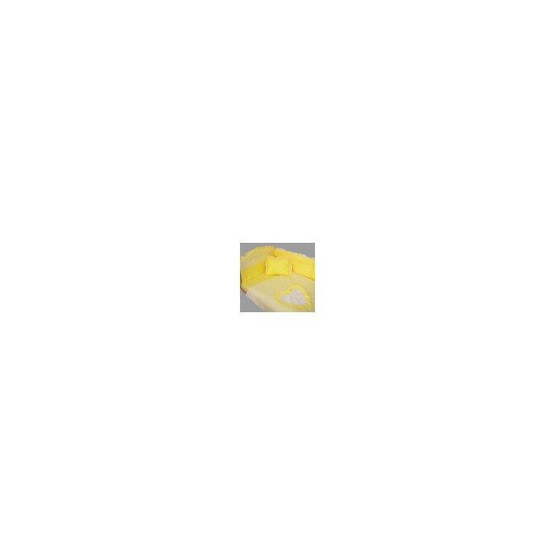 Deseda Lenjerie de pat 140×70 cm (3 piese) diverse modele din categoria Lenjerie patuturi de la Deseda