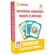 Editura Gama - Dezvoltarea creativitatii: meserii si personaje