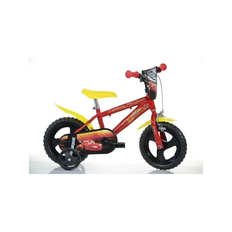 Dino Bikes Bicicleta Cars 3 12 – Dino Bikes-412CS din categoria Biciclete copii de la Dino Bikes
