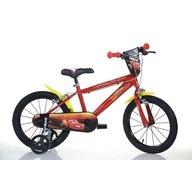 Dino Bikes - Bicicleta cu pedale , Disney Cars 3, 16