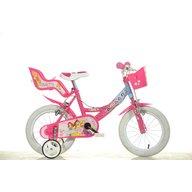 Dino Bikes - Bicicleta copii 14'' Princess