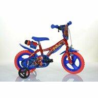 Dino Bikes - Bicicleta cu pedale , Spiderman, 12