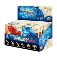 Buki France - Puzzle Dinozaur din lemn (diverse modele)