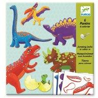 Djeco - Dinozauri in miscare