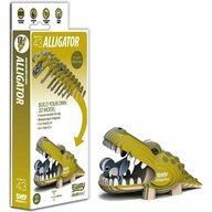 Brainstorm Toys - Puzzle DIY Animale 3D Eugy, Aligator