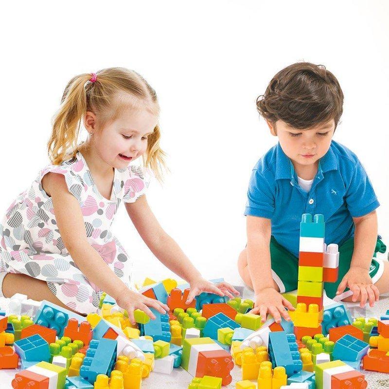 DOLU Cuburi mari de construit – 130 piese din categoria Seturi constructii si cuburi de la DOLU
