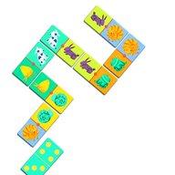Djeco - Domino animale si culori