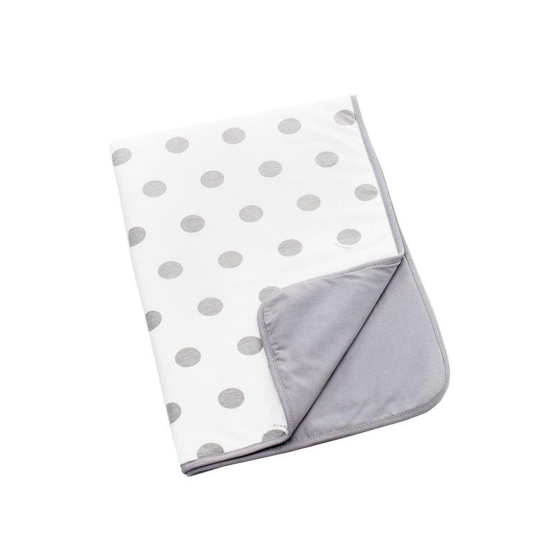 Doomoo Paturica 75x100 Dots Grey