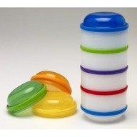 Dr. Brown's - Recipiente pentru depozitarea hranei BPA Free (4 pack)