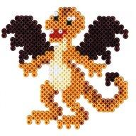 Hama - Set margele de calcat Dragonul In cutie, 2500 buc Midi