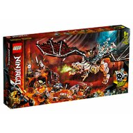 Set de joaca Dragonul Vrajitorului Craniu LEGO® Ninjago, pcs  1016