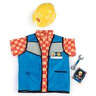 Smoby - Costum copii Echipament Bob Constructorul
