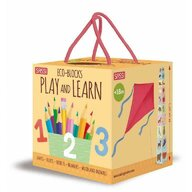 Sassi - Jucarie pentru sortat si stivuit Ne jucam si invatam Eco-Blocks