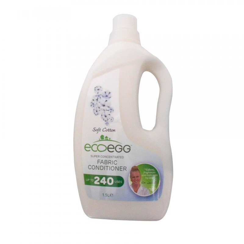 EcoEgg Balsam ecologic superconcencentrat prietenos cu bumbacul