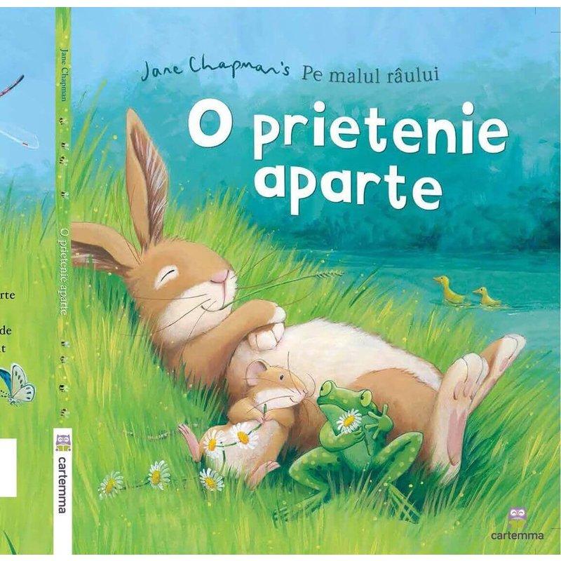Editura Cartemma Pe malul raului:o prietenie aparte