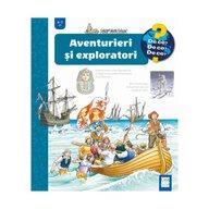 Editura Casa - Aventurieri si exploratori