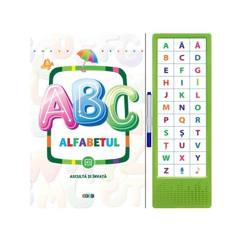 Editura Prut ABC Alfabetul