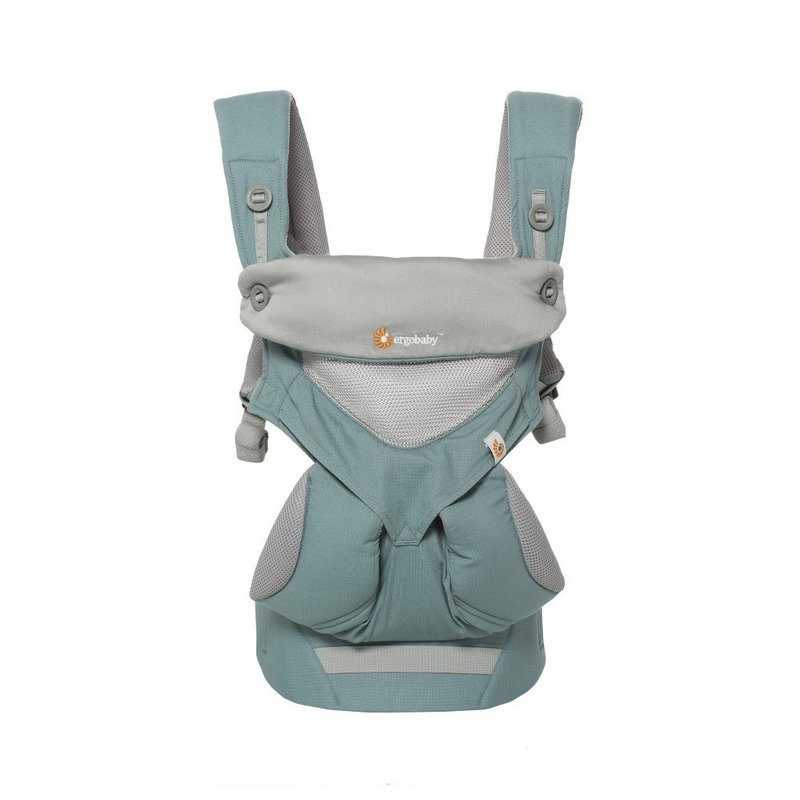 Ergobaby Marsupiu Air Icy Mint 4 Pozitii 360