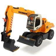 Dickie Toys - Excavator DT 433 cu accesorii