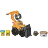 Play-Doh - Set de joaca Excavator Cu accesorii, Multicolor