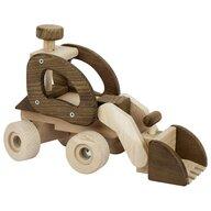 Goki Nature - Vehicul de lemn Excavator