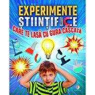 Corint - Experimente stiintifice care te lasa cu gura cascata