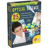 LISCIANI - Experimentele micului geniu - Secretele opticii