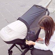 Doona - Extensie parasolar scaun