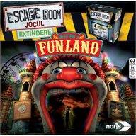 Noris - Extindere joc Escape room Funland