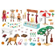 Playmobil - Set de constructie Festival in Miradero Spirit