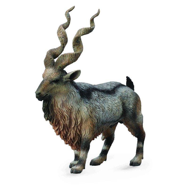 Collecta Figurina Capra Salbatica Tadjik Markhor din categoria Figurine copii de la Collecta