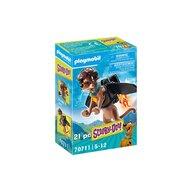 Playmobil - Figurina Pilot , Scooby Doo , De colectie