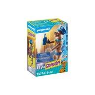 Playmobil - Figurina Politist , Scooby Doo , De colectie