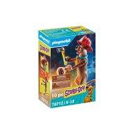 Playmobil - Figurina Pompier , Scooby Doo , De colectie