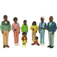 Miniland - Figurine familie africana