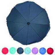 Fillikid - Umbrela pentru carucior 75 cm UV 50+, Marin