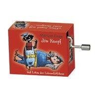 Fridolin - Flasneta Jim Knopf, Rosu