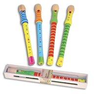 Bontempi - Flaut Baroc din Lemn
