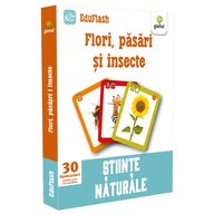 Editura Gama - Flori, pasari si insecte