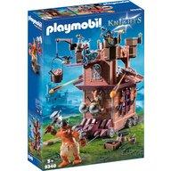Playmobil - Fortareata cavalerilor pitici