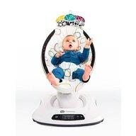 4Moms - Fotoliu balansoar bebelusi MamaRoo 4.0 plush Multicolor