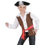 Fries - Costum pentru serbare Piratul Marilor 116 cm
