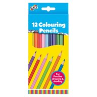 Galt Set 12 creioane de colorat