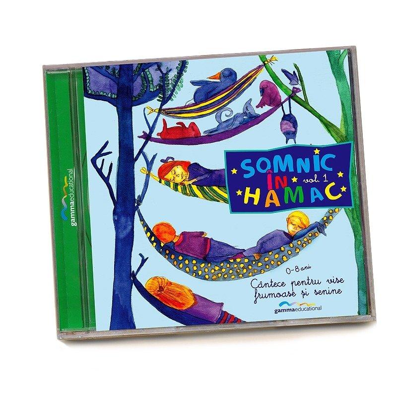 Gamma Educational Album muzical Somnic in Hamac vol.1