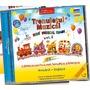 Gamma Educational Album muzical Trenuletul Muzical - Kids Musical Train vol.2